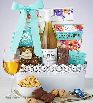 Gift baskets and gourmet food 1800baskets wine basket 4999 9999 negle Gallery