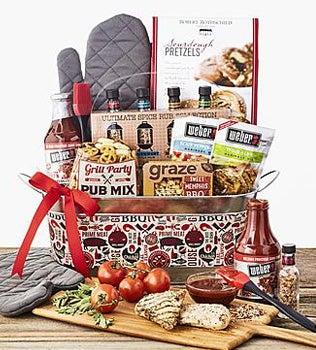 Classic Barbecue Gift Tub