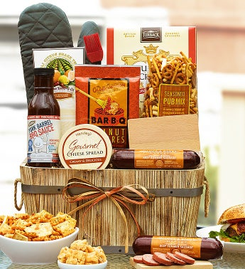 Classic BBQ Grill Gift Set