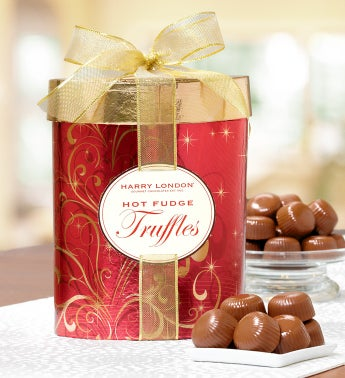 Harry London® Hot Fudge Truffle Gift Box