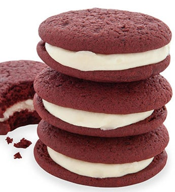 Cheryl's Red Velvet Whoopie Pies 8ct