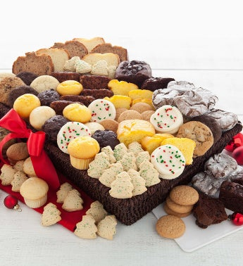 Mrs. Beasley's Holiday Snack Basket