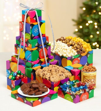 The Popcorn Factory® Ornaments Tower