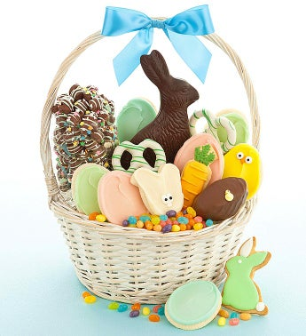 Cheryl's Grand Easter Morning Basket