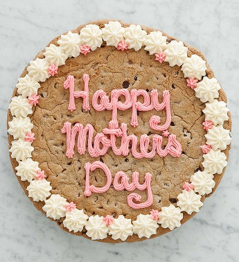 Cheryl's Mother's Day Big Cookie Cake