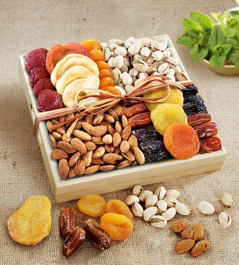 Nature's Plenty Dried Fruit & Nuts - Naturally Delicious Dried Fruit & Nuts