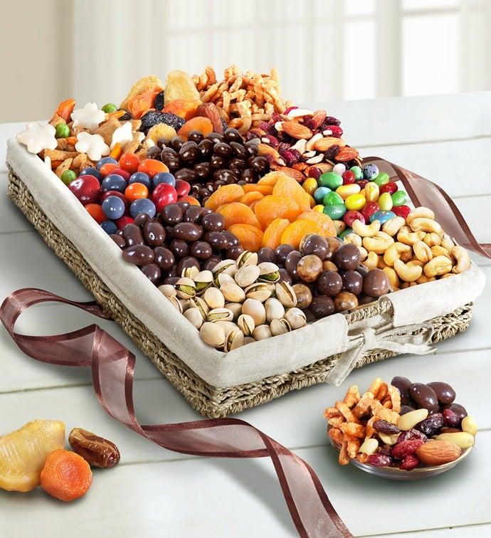 Premium Select Sweet  Savory Snack Tray