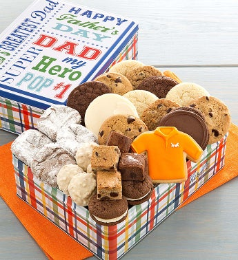 Cheryl's Father's Day Treats Gift Tin