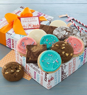 Cheryl's Carnival Truffle Cookie & Brownies