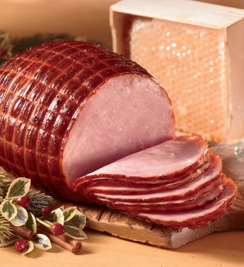 Boneless Spiral Sliced Honey Glazed Ham