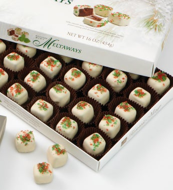 Fannie May® Holiday Mint Meltaways