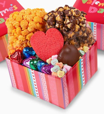 The Popcorn Factory® Mini Sampler Boxes Set of 2