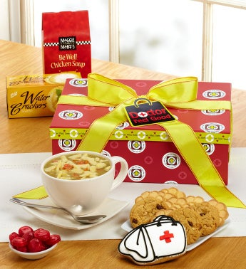 Doctor Feel Good Treats Box