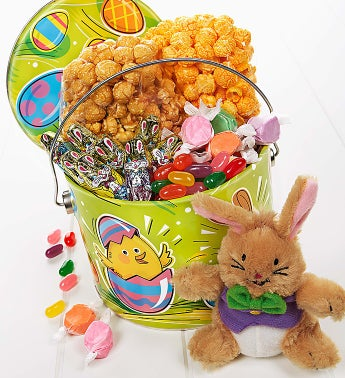 The Popcorn Factory® Egg-Ceptional Easter Pail