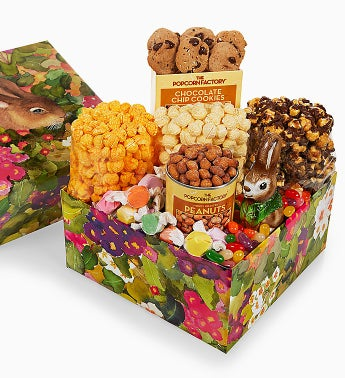The Popcorn Factory® Garden Bunny Sampler