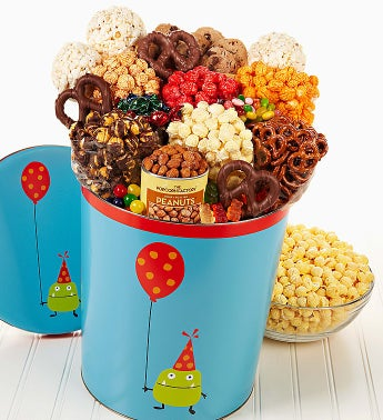 The Popcorn Factory® Little Monster Deluxe Asst