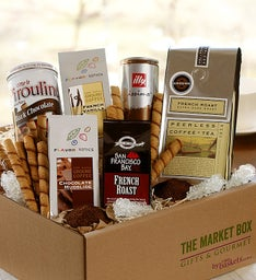 Wake Up Call! Coffee Market Box