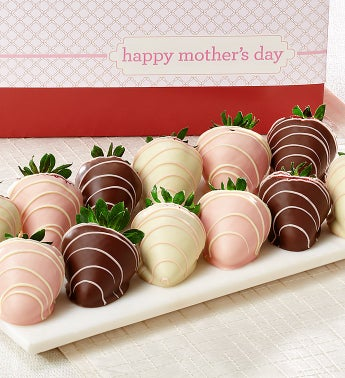 Fannie May Mother's Day Celebration Strawberries