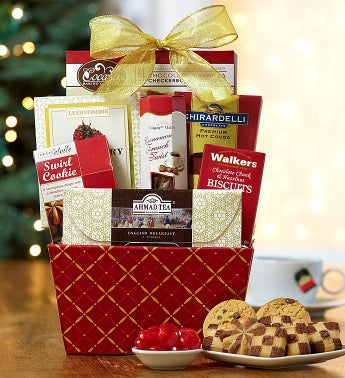 Celebrate the Season Holiday Gift Basket