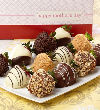 Fannie May Mother's Day Chocolate Strawberries