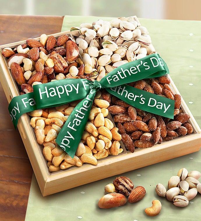 Dad's Favorite Premium Nut Assortment-Dad's Favorite Premium Nut Assortment