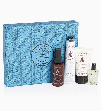 Crabtree & Evelyn® Nomad Travel Sampler for Men