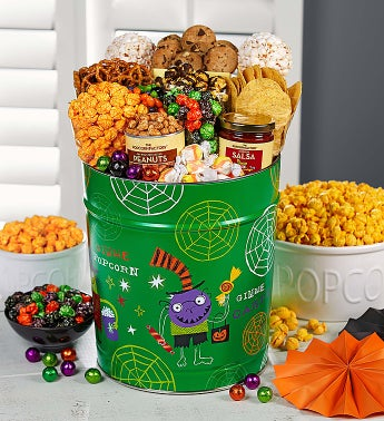 Popcorn Factory® Gimme Candy Dlx Snack Tin 3.5G