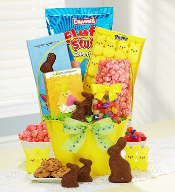 Happy Easter Gift Basket