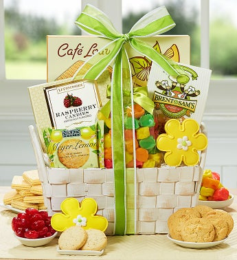 Spring Bliss Gift Basket