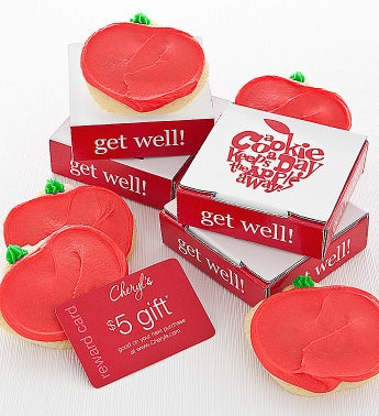 Cheryl's Get Well Cookie Card