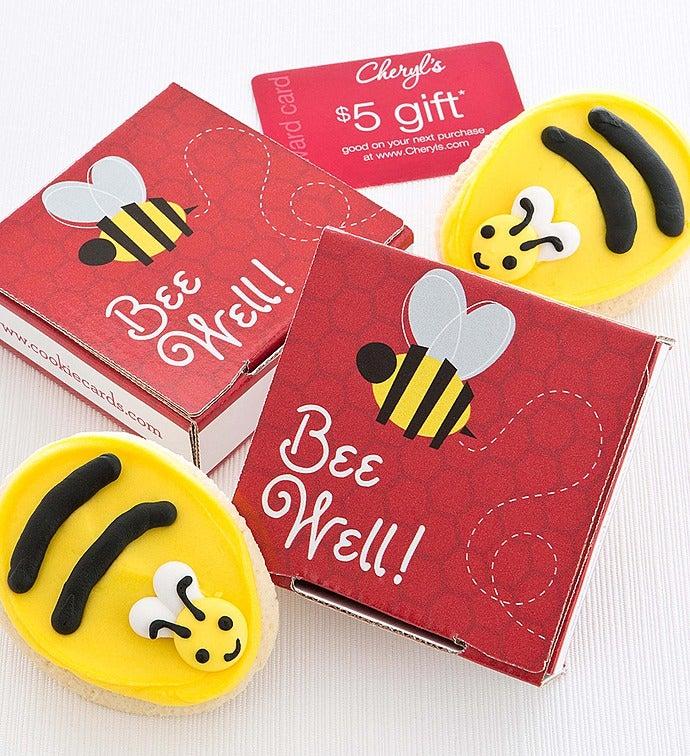 Cheryl's Bee Well Cookie Card - Cheryl's Bee Well Cookie Card