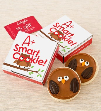 Cheryl's One Smart Cookie Card - Cheryl's One Smart Cookie Card