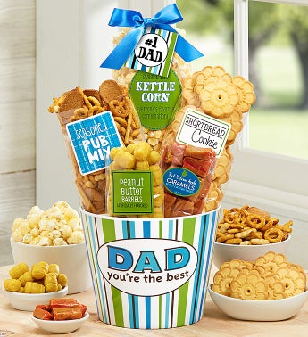 #1 Dad's Snack Bowl