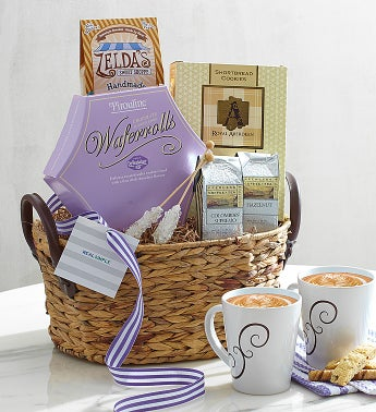 Coffee Break Basket by Real Simple®