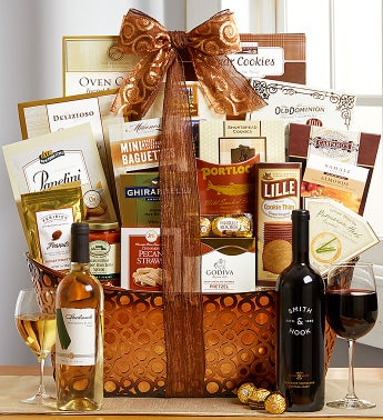 Taste of Distinction Sauvignon Wine Gift Basket