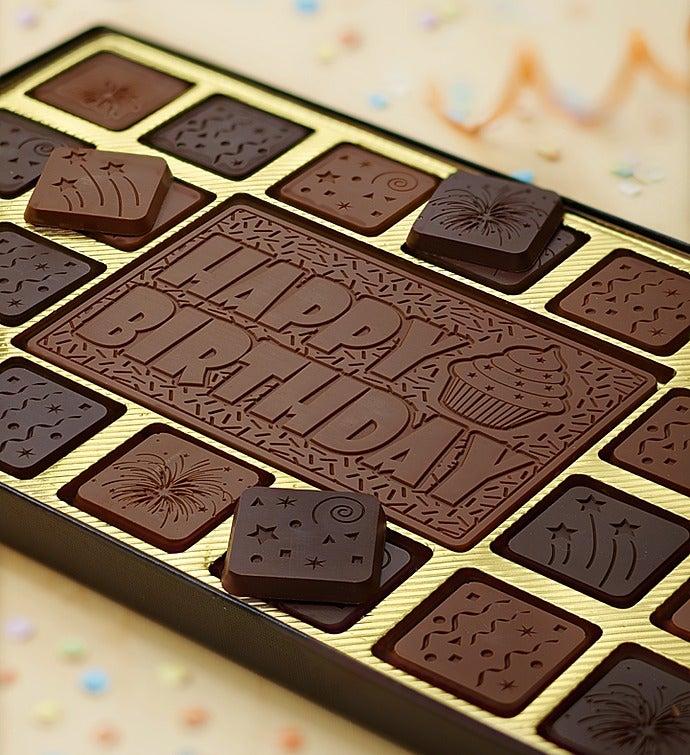 Birthday Personalized Chocolate Box