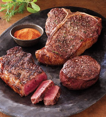 Stock Yards® Epicurean Collection - Usda Prime - Epicurean Collection-Prime 6Pc