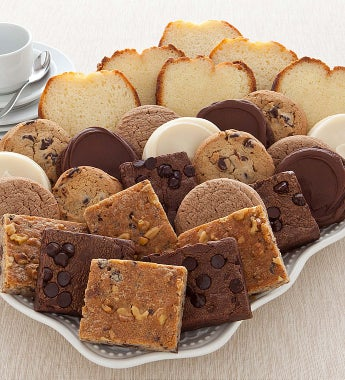 Cheryl's Signature Bakery Sampler - Sugar Free by 1-800-Baskets