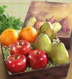 Arbor Harvest Fruit Sampler Box  gluten free