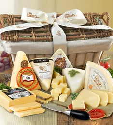 Gluten free gourmet baskets food collection premium handcrafted cheese hamper gluten free negle Images