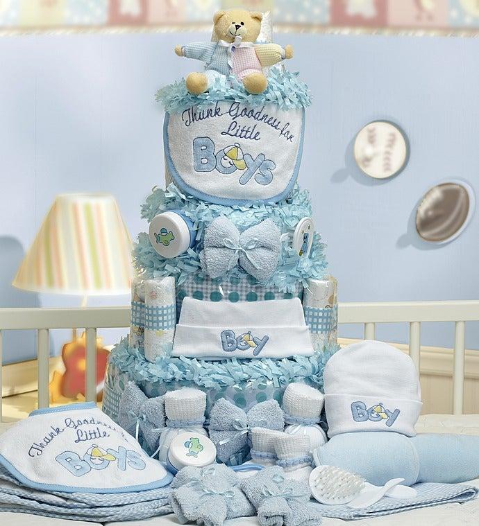 Grand Baby Cakes Boy Essentials