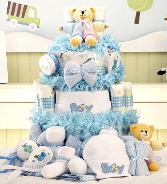 Grand Baby-Cakes Boy Essentials - Large Baby-Cakes Boy Essentials