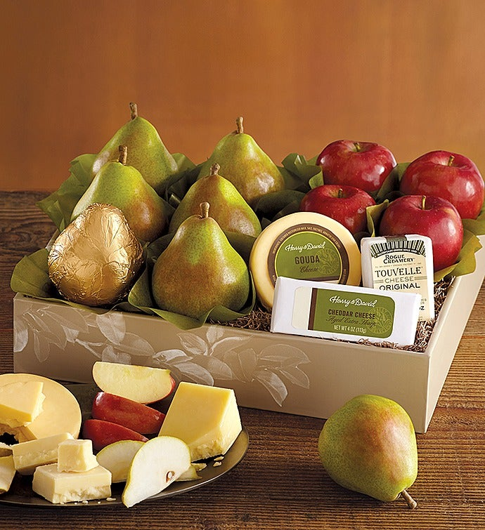 And david pears apples cheese gift harry and david pears apples cheese gift negle Image collections