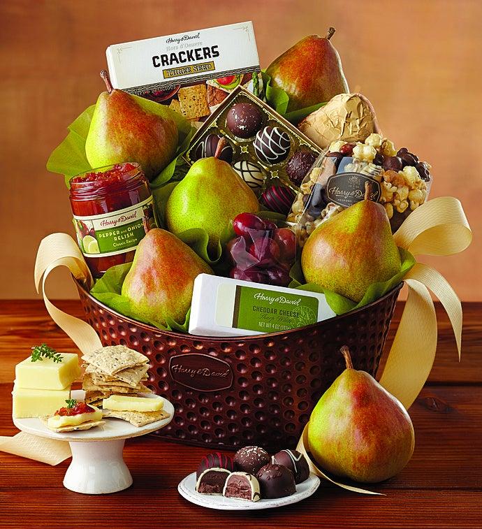 Harry And David® Favorites Gift Basket - Harry And David® Favorites Gift Basket