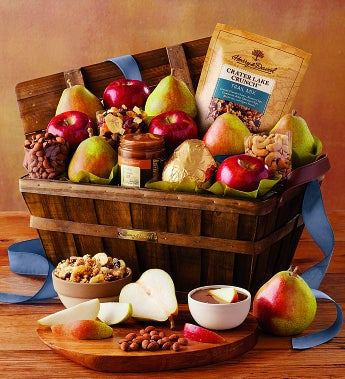 Harry And David® Orchard Gift Basket-Harry And David® Orchard Gift Basket - Deluxe