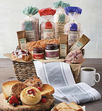 Wolferman's Bakery Gift Basket