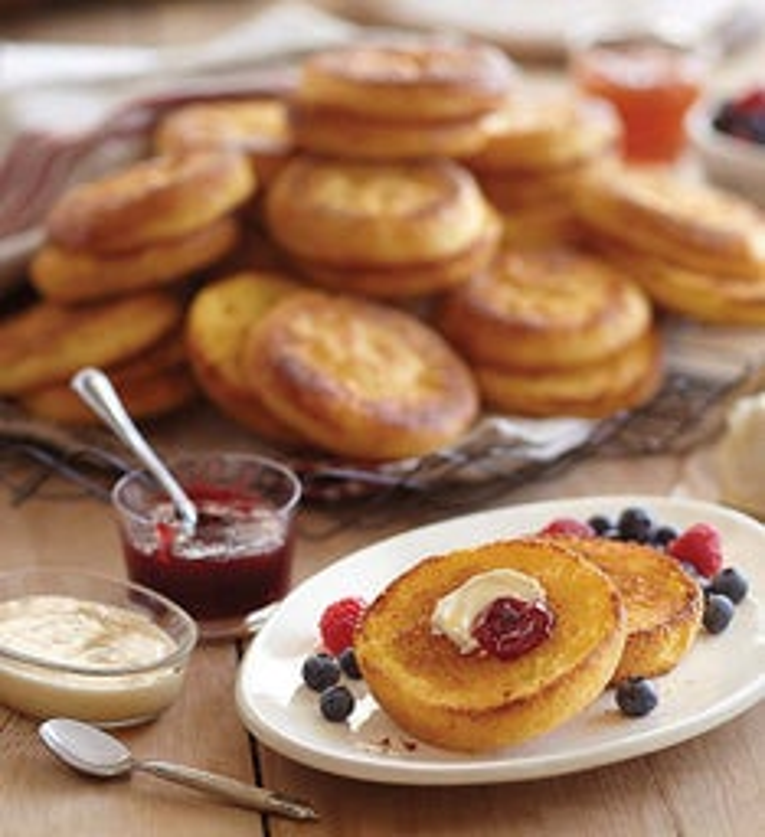 GlutenFree English Muffins