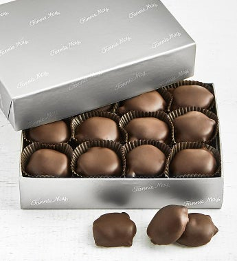 Fannie May Pixies Chocolates - 1 Lb Dark - Gift Basket Delivery