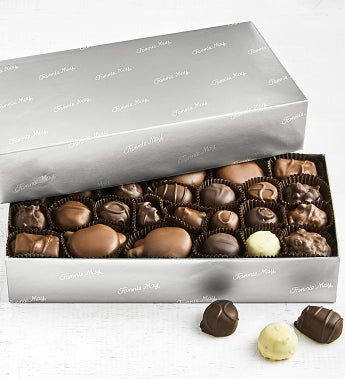Fannie May® Colonial Chocolate Assortment - Fannie May® Colonial Chocolate Assortment 2 Lb