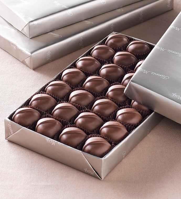 Fannie May® Vanilla Buttercream Chocolates - Fannie May® Buttercreams - Milk 1 Lb